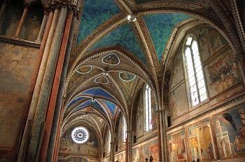 Basilica di San Francesco - Assisi, Italy