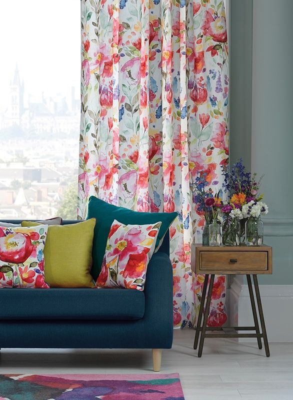 Devon Fabric By Bluebellgray Available In Nz Australia From James Dunlop Textiles