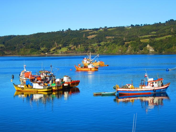 Dalcahue, Chiloe - Chile