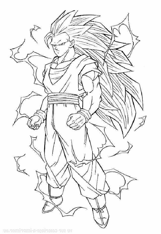 10 Elegant De Dragon Ball Super Dessin Images Super Coloring Pages Dragon Ball Art Goku Super Saiyan