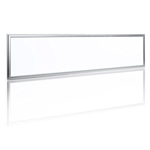 Auralum� 36W 120x30x0.9cm LED Panel Ceiling Light Efficient 2-year Warranty 2700LM White Slim Patch(6000-6500K)[Energy Class A+]
