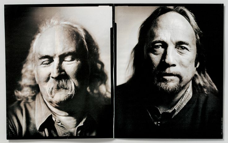 """Crosby, Stills, Nash & Young"" story"