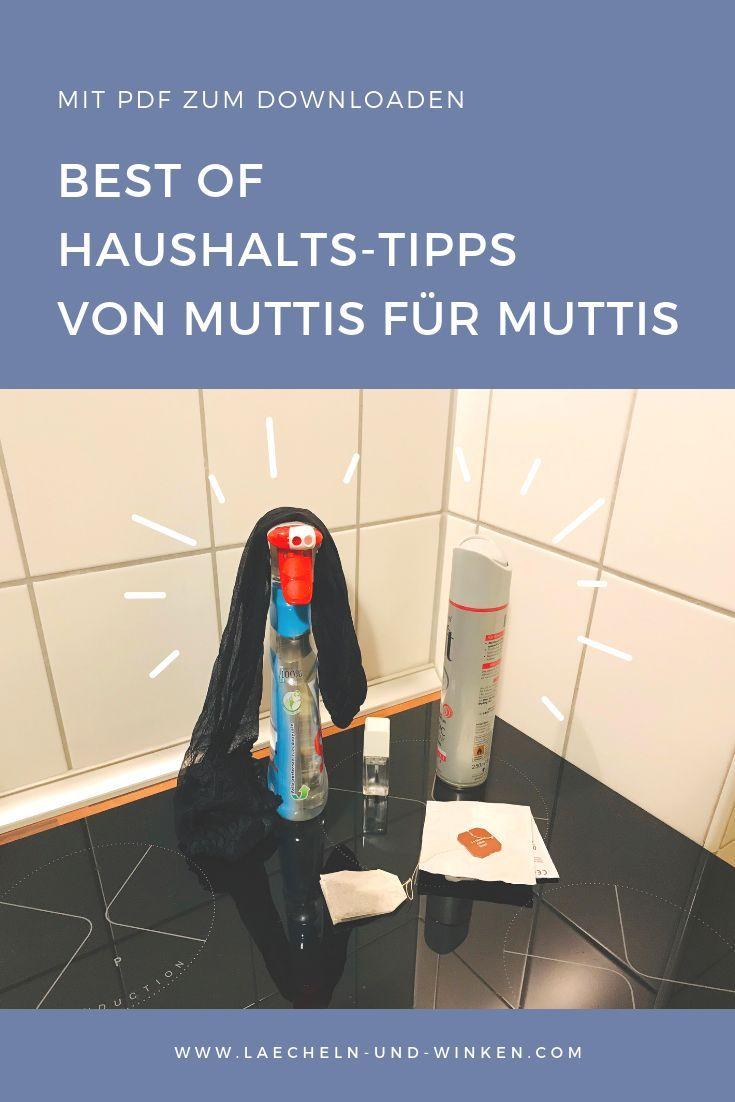 Best of Haushalts-Tipps von Mamis für Mamis