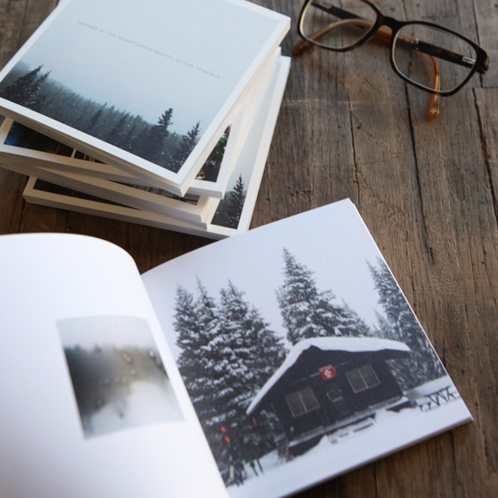 Looks great - Artifact Uprising // Make your own photo book. Also instagram books etc.