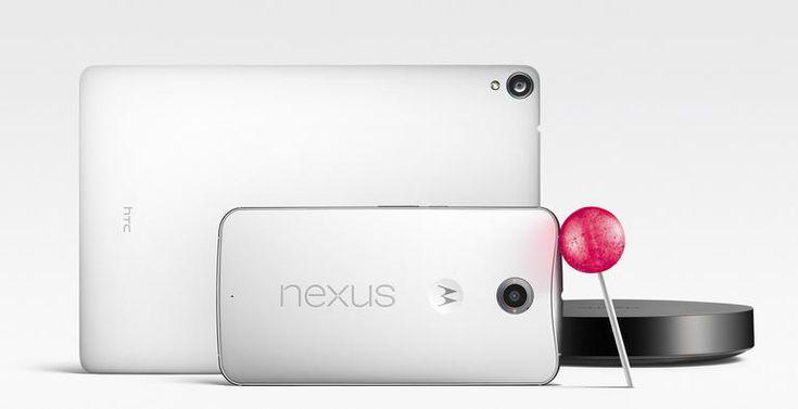 "Google unveils Nexus 9 tablet, Nexus 6 phone, Nexus Player streamer: The products will serve as the showcase devices for the latest version of Android, Lollipop, until now nicknamed Android ""L."""