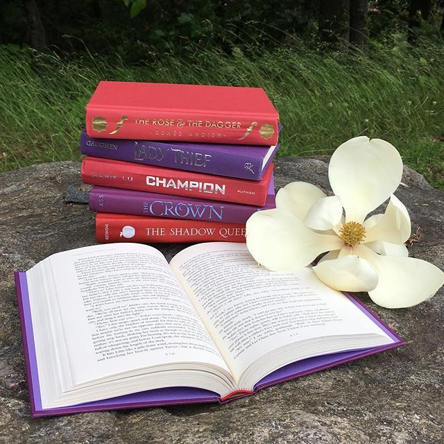 The forecast is calling for severe weather today...hail and tornado warnings...but right now the overcast skies are great for outdoor pics! *** #book #books #bookstagram #bookstagramfeature #bookstagrammer #booknookstagram #booklover #bookart #bookaddict #bookaddiction #bookaholic #booknerd #bookgeek #bookgasm #bookworm #bookphotography #bookporn #bookpic #library #shelfie #bookish #amreading #serialbibliophile #TheYAGalShoutout