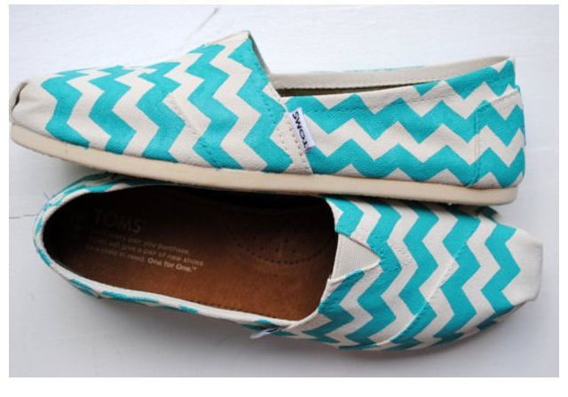 chevron toms i am dying to wear those