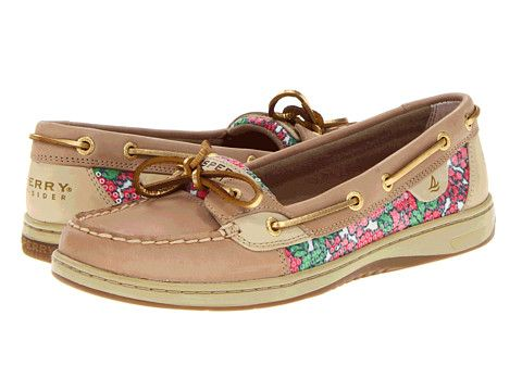 Discount Womens Gold Sperry Shoes