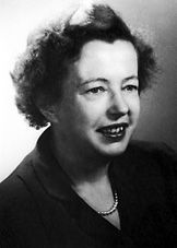 Maria Goeppert Mayer  won the Nobel prize in physics for her ground breaking work in models of the nucleus of atoms. She was the first American woman to win a Nobel Prize in physics