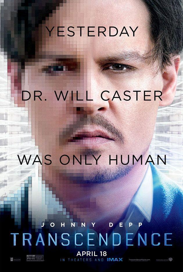 Johnny Depp stars in 'Transcendence' (Warner Bros. Pictures)