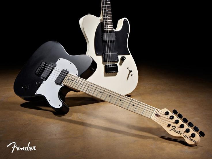 Jim Root Fender Telecasters