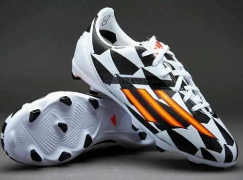 Boys adidas f10 world  cup fg #moulded #football #boots white/orange/black size 5,  View more on the LINK: http://www.zeppy.io/product/gb/2/201596308547/