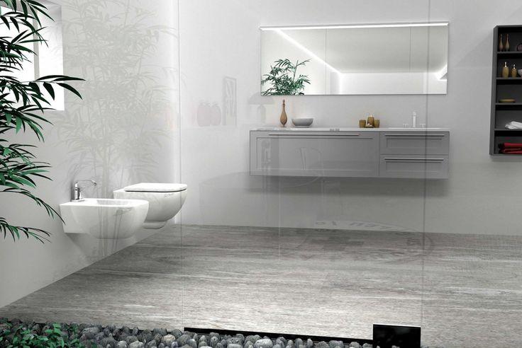 Muebles de ba o para cuartos de ba o elegantes y modernos Cuartos de bano pinterest