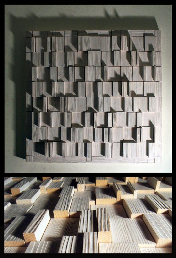 Composition 21, 82 x 82, acrylic on wood, 2015