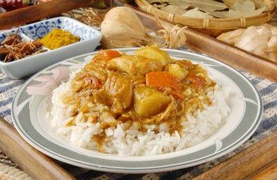#recette du sauté de dinde au curry !