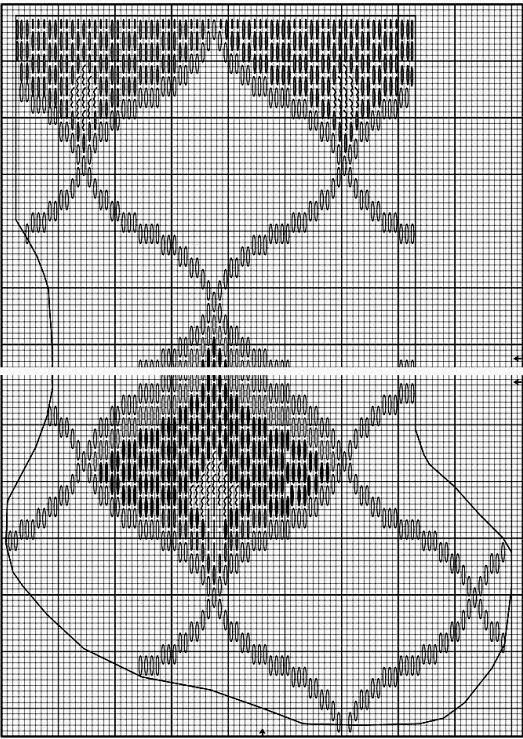 """Милые сердцу штучки: Барджелло: """"Еще несколько интересных схем"""""""