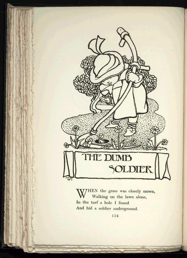 A Child S Garden Of Verses By Robert Louis Stevenson Illustrated