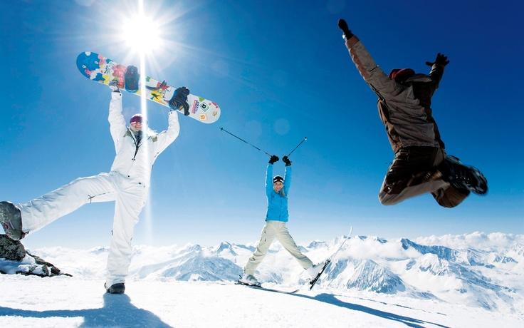 Wakacje dla studentów #ski #fun #holiday #students http://www.skt.org.pl