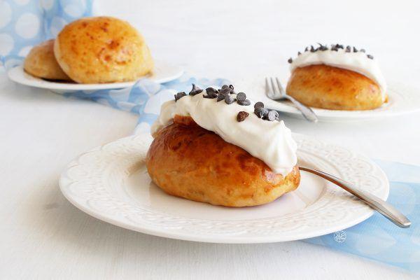 Maritozzi con la panna senza glutine – La Cassata Celiaca