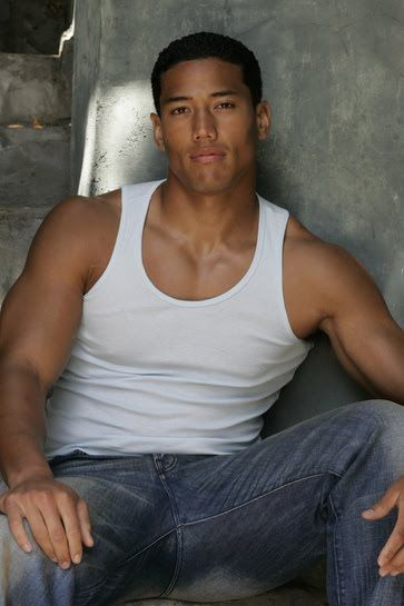 Did I say Wll Demps, African and Puerto Rican father and Korean mother.  Oh and Football player...