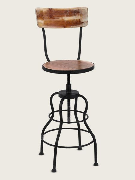 Create a Vintage Industrial Study - 22 Best Bar Stools Images On Pinterest Age Wood, Apartment Ideas