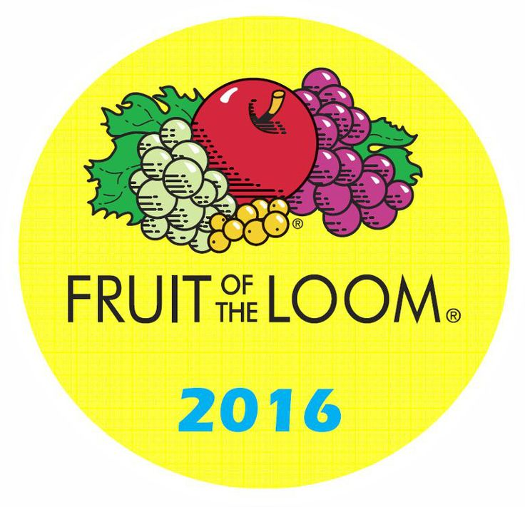 Fruit Of The Loom 2016 - Nowy asortyment
