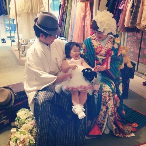 オーダーメイドフォトウエディング(Photo Wedding) 色打掛(kimono):01-4161