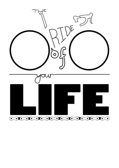 Make today's ride...the ride of your life...#cycling