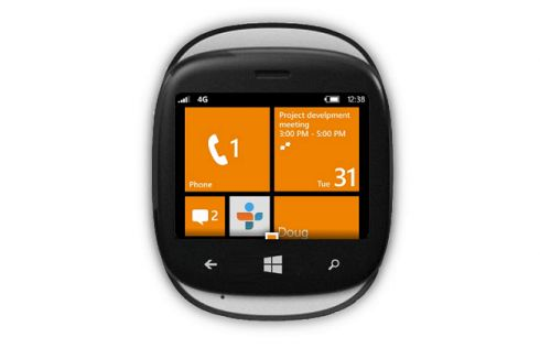 New Kin One 2 Phone Revives Budget Brand of Windows Phone 8 Devices - Mockup... but I do not think that these thing would have any chances