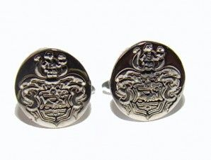 Men's Cuff links | For the man who has everything FAMILY CREST | SUIT OF ARMS | www.arwerner.com | Family crest cuff links | crest | suit of arms cuff links | coat of arms crest | suit of arms | family crest| silver cuff links | family cuff links | men's cuff links | cuff links | royal arms | logo cuff links | business logo cuff links | silver | personalized cuff links |