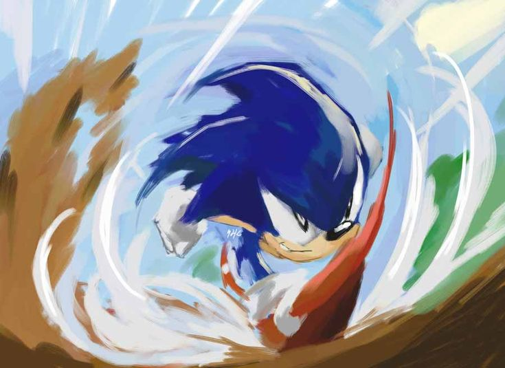 Awesome Collection of Sonic The Hedgehog Fan Art | Abduzeedo Design Inspiration