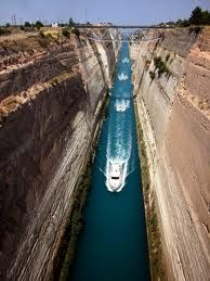 Corinth Canal!