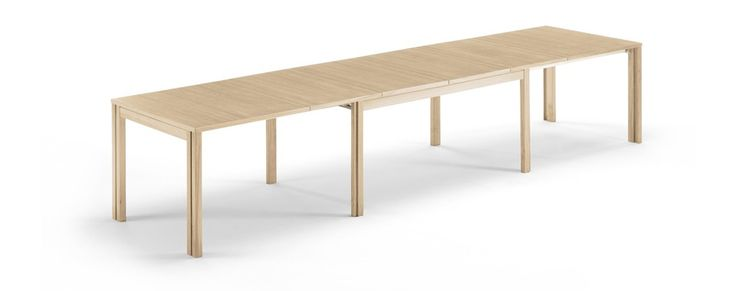 SM23 Extending Dining Table from Skovby | Mia Stanza