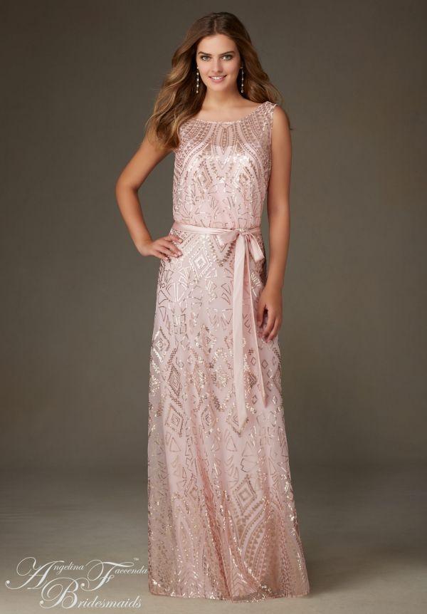 Bridesmaids Dresses – Angelina Faccenda Bridesmaids Dress Style 20478