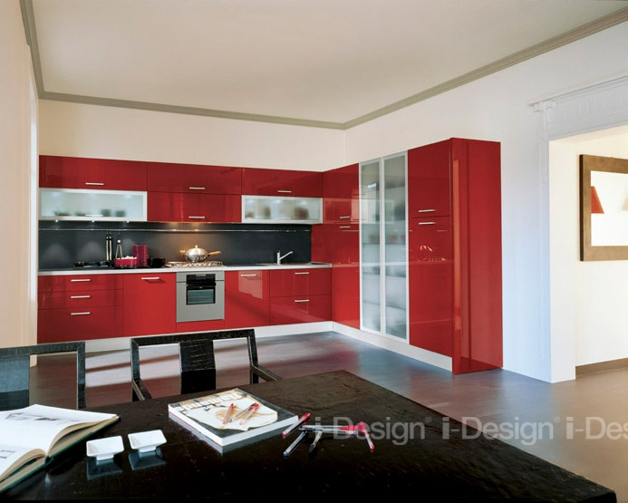 #Kitchen design - Find out more at www.i-designgroup.it/en/design/home-design-266