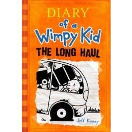 Diary of a Wimpy Kid: The Long Haul (Book 9) Available November 5th! $14.99