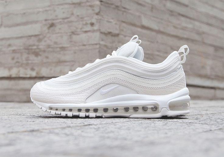 Nike Air Max 97: White Snakeskin