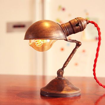 5 Heads Edison Bulb Water Pipe Ceiling From LightwithShade On