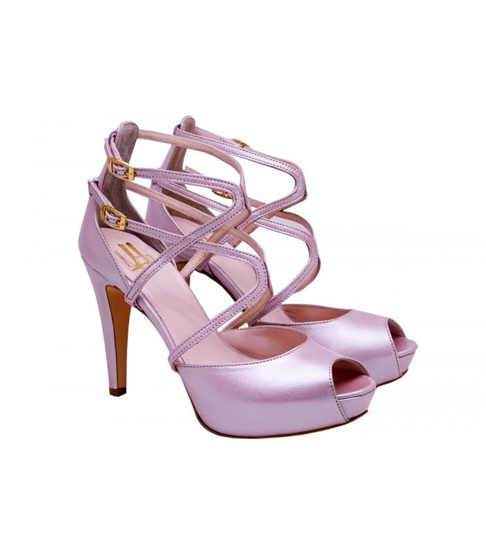 LEATHER BRIDAL-EVENING SANDALS DESIGNER LOU. Excellent choice for a very impressive appearance of the new collection of Lou company. AVAILABLE COLORS:GOLD IRIS ROSE IRIS GOLDYELLOW NUDE
