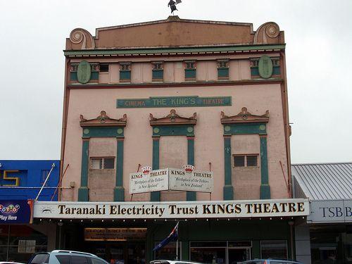 P9290683 - Kings Theatre in Stratford, New Zealand by Nik Bourbaki, via Flickr