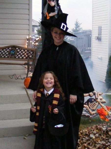 HP Mother Daughter costumes