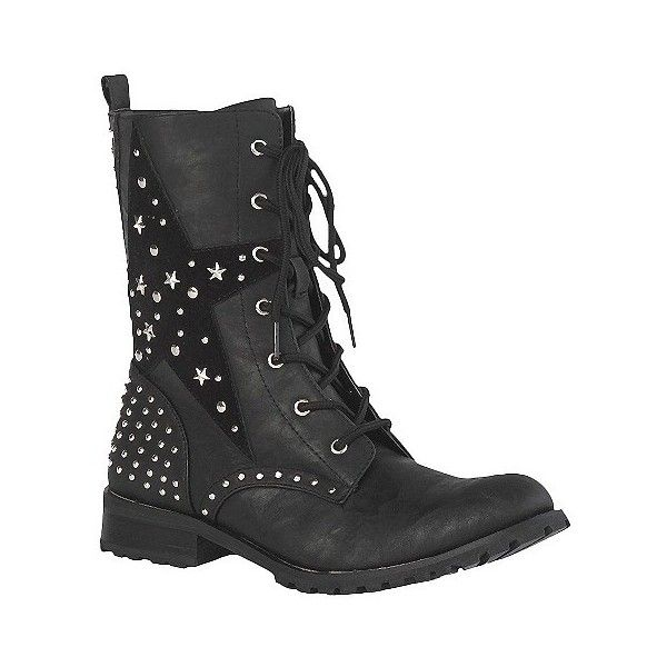 Best 20  Studded combat boots ideas on Pinterest | Punk boots ...
