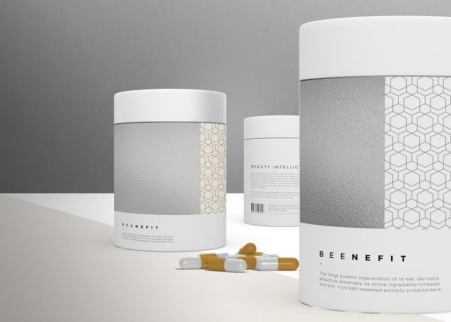 Beenefit Bio-Science (Concept) on Packaging of the World - Creative Package Design Gallery