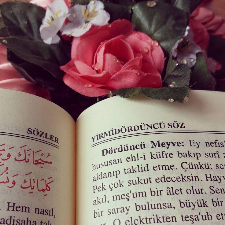 Sözler - Bediuzzaman Said Nursi