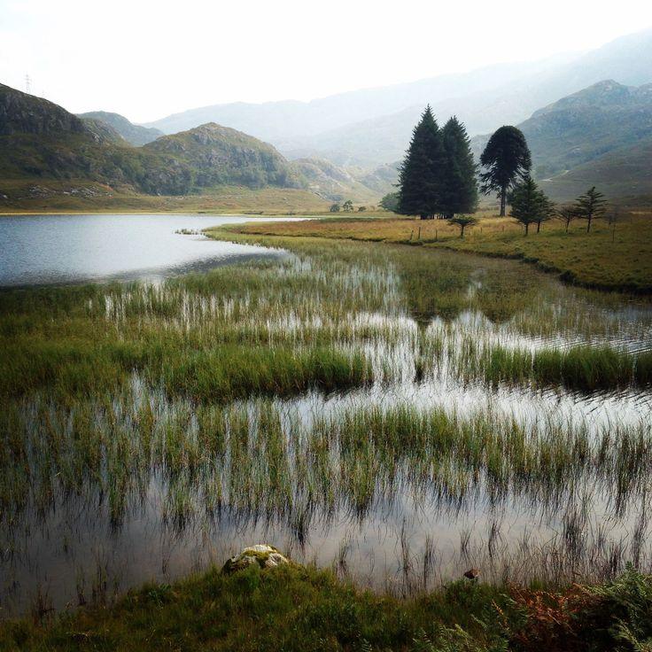 Kinloch Hourn, Glengarry, Scottish Highlands