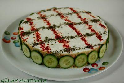 gülay mutfakta: Nevbahar Salatası