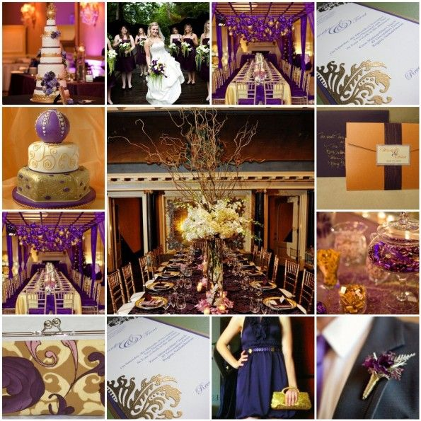 Eggplant And Red And Purple Wedding Ideas: 1000+ Images About Shades Of Purple Wedding On Pinterest