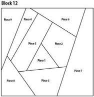 61 best paper pieced quilt blocks images on Pinterest   Quilt ... : free crazy quilt templates - Adamdwight.com