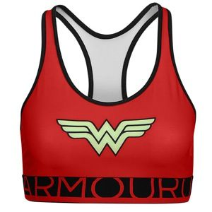 Under Armour Alter Ego Bra - Wonder Woman