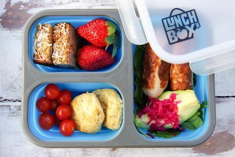 Leak Proof Lunch Box